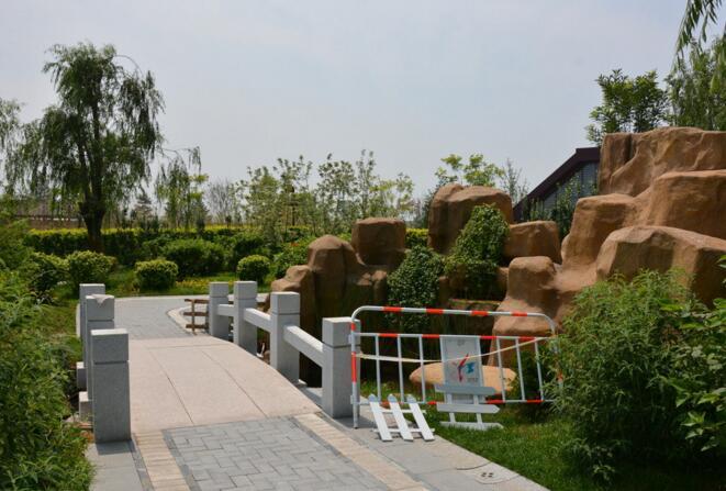 呼市园林景观材料