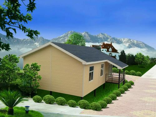 轻钢别墅结构