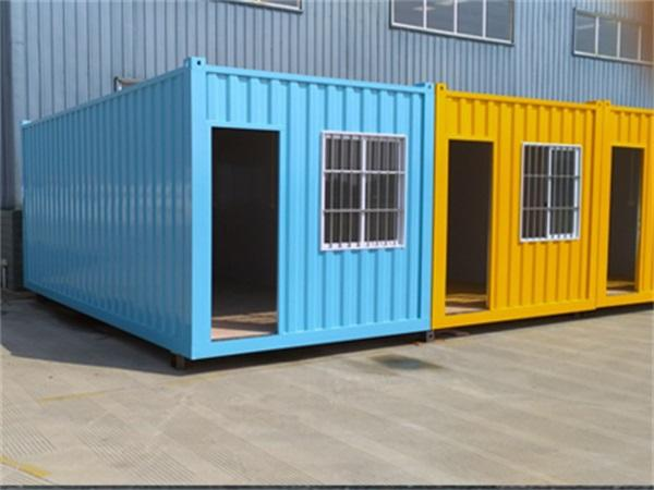 装配式箱房制造