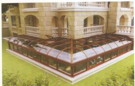 阳光房制造