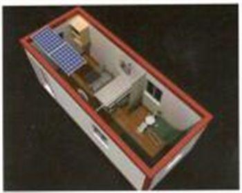 装配式箱房--独特点