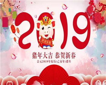煜炜祝大家2019年新年快乐