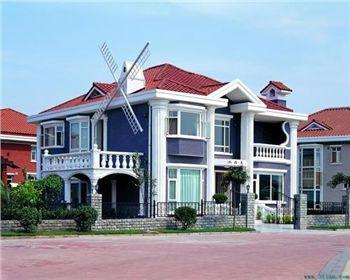 轻钢别墅与传统住宅的区别